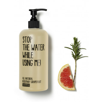 Shampooing Romarin et Pamplemousse 200ml Stop the water while using me
