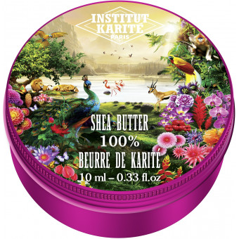 100% Beurre de karité 10 ml Jungle Paradise Institut Karité