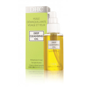 Huile démaquillante Deep Cleansing Oil DHC 70 ml