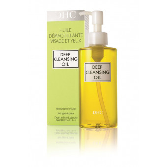 Huile démaquillante Deep Cleansing Oil DHC 200 ml