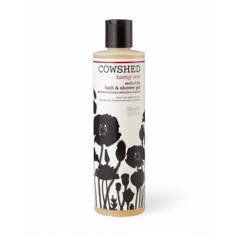 Gel bain et douche séduction coquine Horny cow 300 ml Cowshed