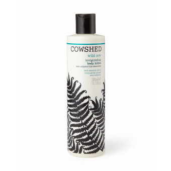 Soin corporel folie stimulante wild cow 300 ml Cowshed