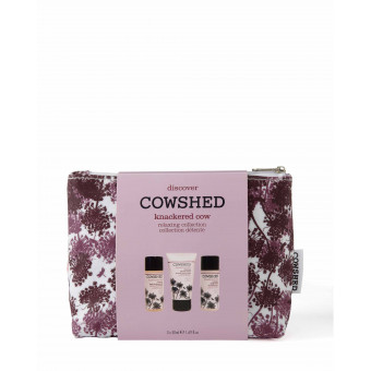 Knackered Cow collection détente 3x50 ml Cowshed