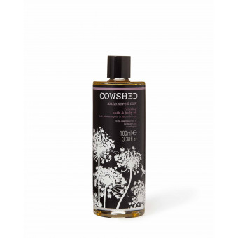 Huile relaxante Knackered cow bain et corps 100 ml Cowshed