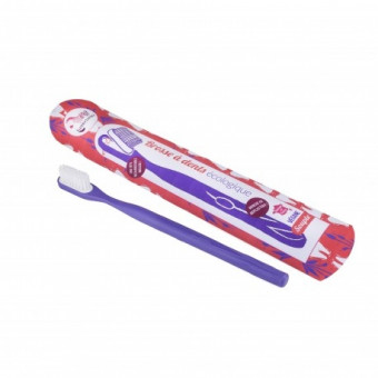 Brosse à dents Violette Médium