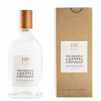 Parfum Naturel Nagaranga & Santal citronné 100BON 50ml