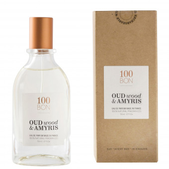 Parfum Naturel Oud wood & Amyris 100BON 50ml