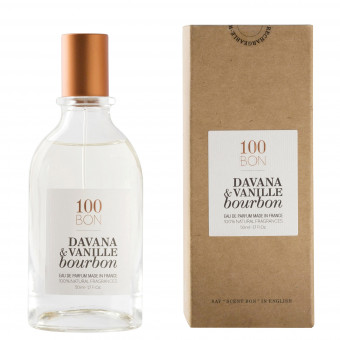 Parfum Naturel Davana & Vanille Bourbon 100BON 50ml