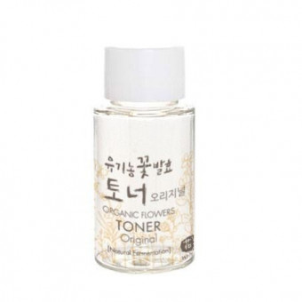 Essence-tonique original 20 ml - Organic Flowers Original Essence Toner