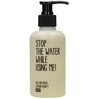 Savon Miel et citron 200 ml Stop the water while using me