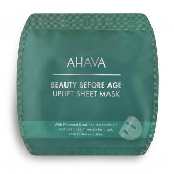 Masque Tissu Liftant Beauty Before Age Ahava
