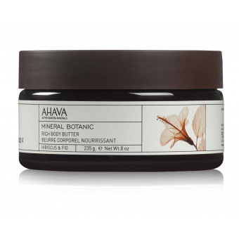 Beurre corporel Hibiscus / Figue 235 ml AHAVA