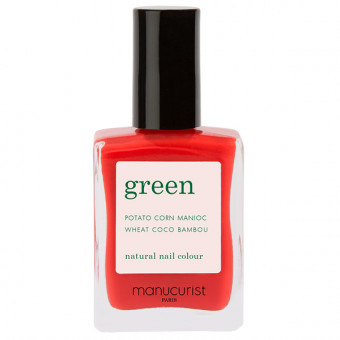 Vernis à ongles Green Red Coral Manucurist 15 ml