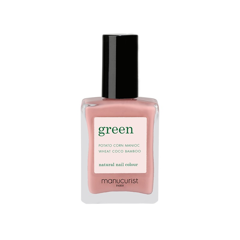 Old rose Vernis green Manucurist 15 ml