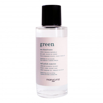 Dissolvant green Manucurist 100 ml