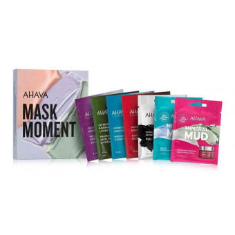 Kit 7 masques AHAVA