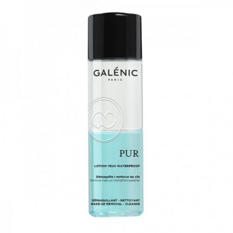 Lotion yeux waterproof Pur Galénic 125 ml