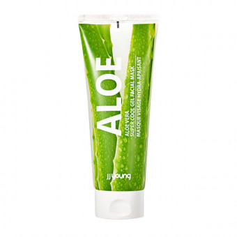 Masque gel visage Aloe Vera JJ Young 220 ml