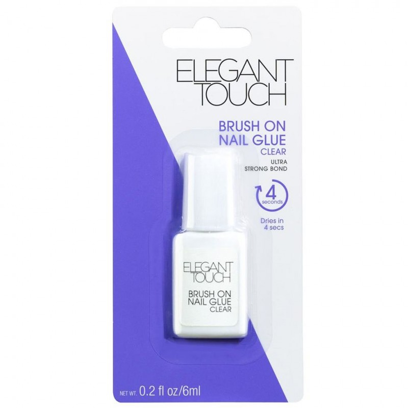 Colle à faux ongles Elegant Touch 6 ml
