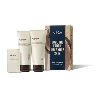 Kit « trio boue naturelle » AHAVA